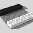Capture d'écran 2018-04-05 à 16.46.48.png Download free STL file Chess 20mm hollow calibration cubes • 3D printing object, dasaki