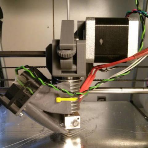 c22638ab214791411233b34b65acc1b5_preview_featured.jpg Télécharger fichier STL gratuit Extrudeuse Dasaki Compact Direct Drive pour Prusa i3 (engrenage d'entraînement MK7) • Objet pour imprimante 3D, dasaki