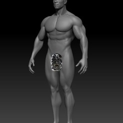 Download free 3D printer model T-800 Full body, Toshi_TNE