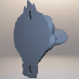 Free 3D printer file Duck Headphone Hanger, Toshi_TNE