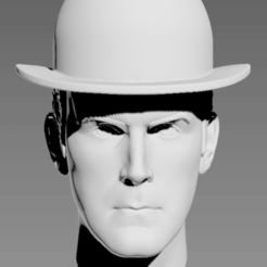 Download free 3D printer model John Cleese, Toshi_TNE