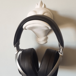 Capture d'écran 2018-04-05 à 11.49.43.png Download free OBJ file Duck Headphone Hanger • 3D print model, Toshi_TNE