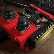 Fichier STL gratuit MeanWell RS-50-5 et Arduino Uno Project Case, 8ran