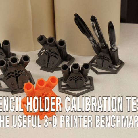 Capture d'écran 2018-04-09 à 14.12.20.png Download free STL file Dragonfly Pencil Holder - Benchmark Test • 3D printer template, DragonflyFabrication