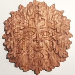 Download free 3D printer files Living face on a tree, srmrk222