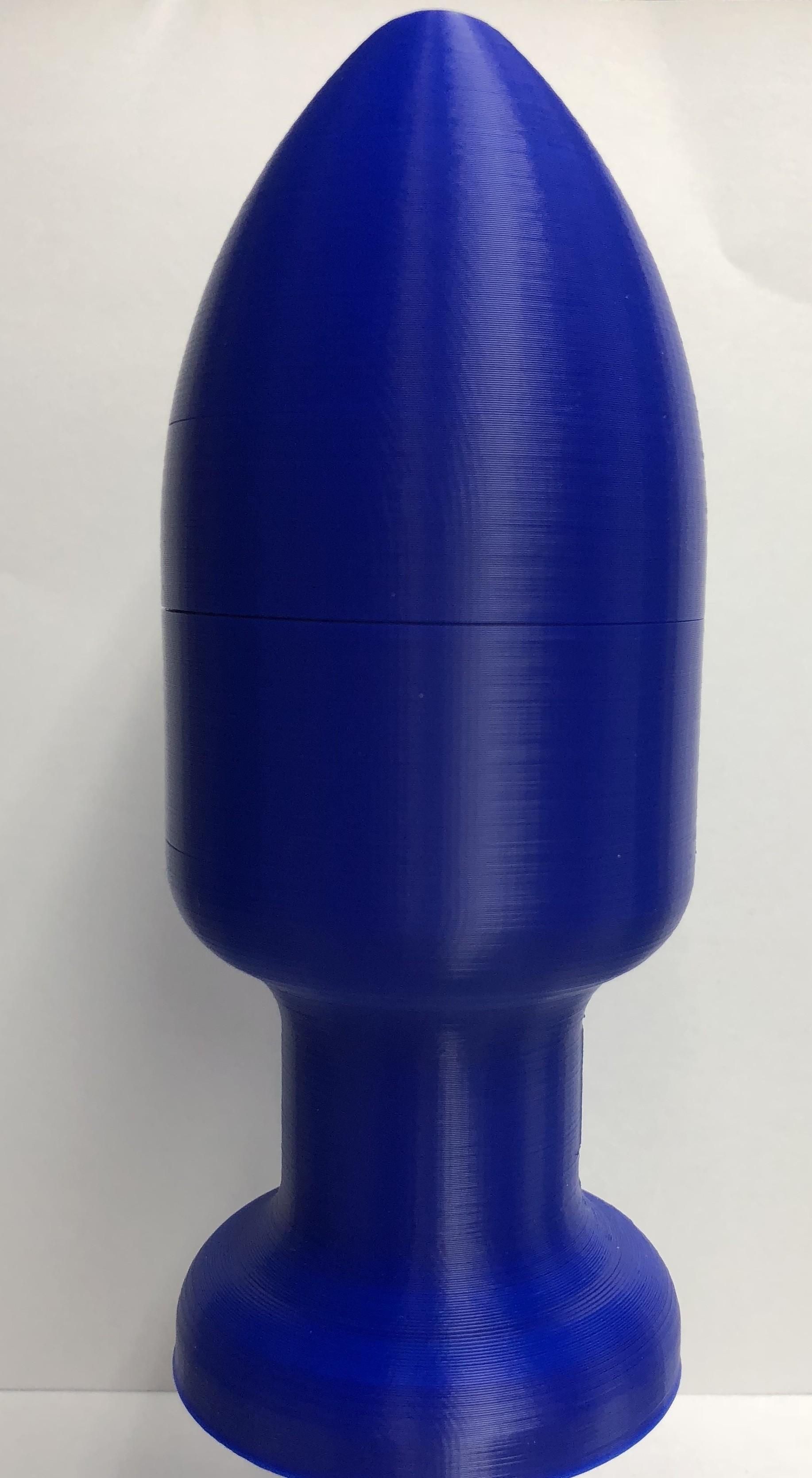 Bullet.JPG Download STL file Bullet Plug • 3D printer object, tag2
