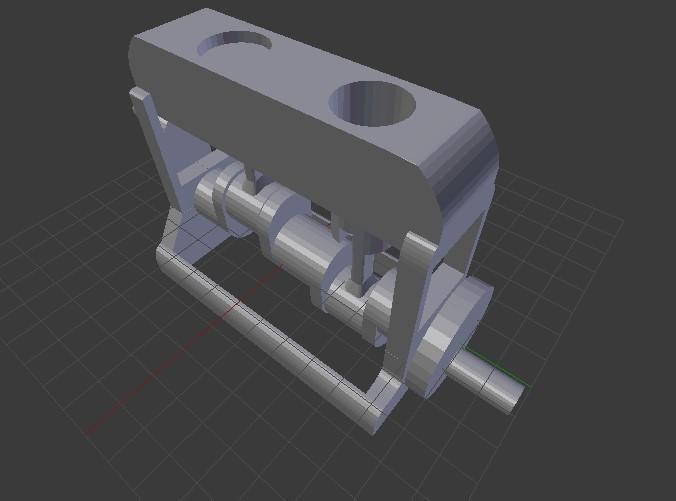 Fotouuu4.jpg Télécharger fichier STL gratuit Moteur fonctionnel • Plan à imprimer en 3D, Franed