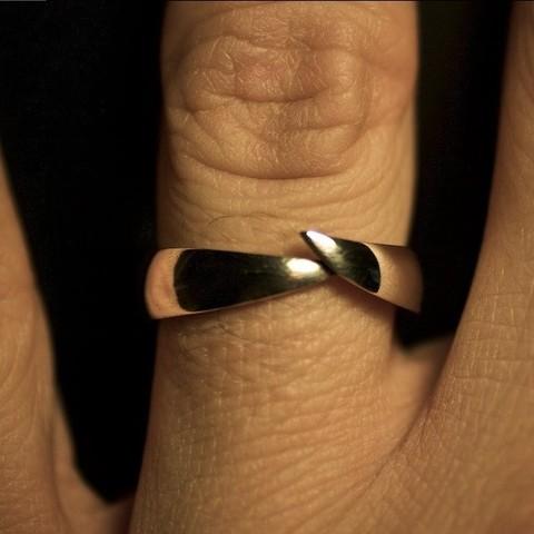 STL files WEDDING RING - 001, tulukdesign