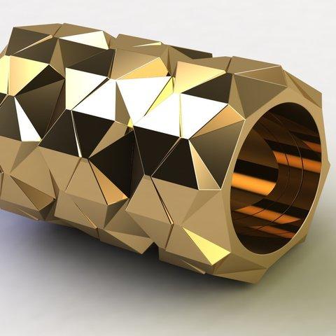 3D printing model c, tulukdesign