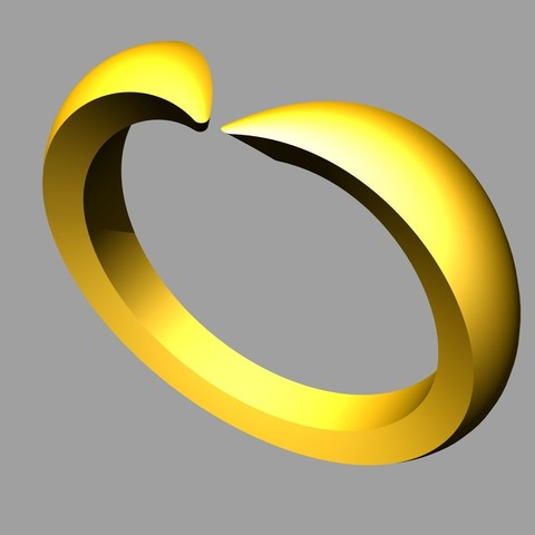 STL file ring 1, tulukdesign