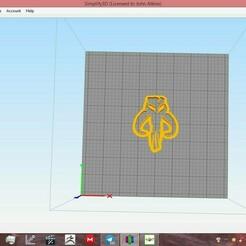 capture2.jpg Download STL file star wars cookie cutter set 2 • 3D printer design, ready2crash
