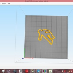 capture1.jpg Download free STL file csi cookie cutters • 3D print object, ready2crash