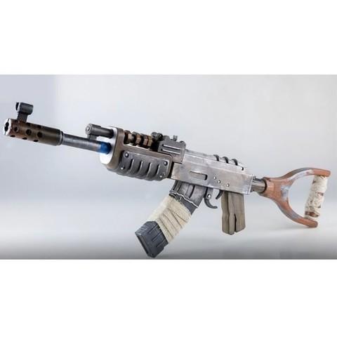Free STL files AK-47 DESERT, TheTNR