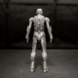 Free 3D printer designs IRON MAN ( Mark 7 ), TheTNR