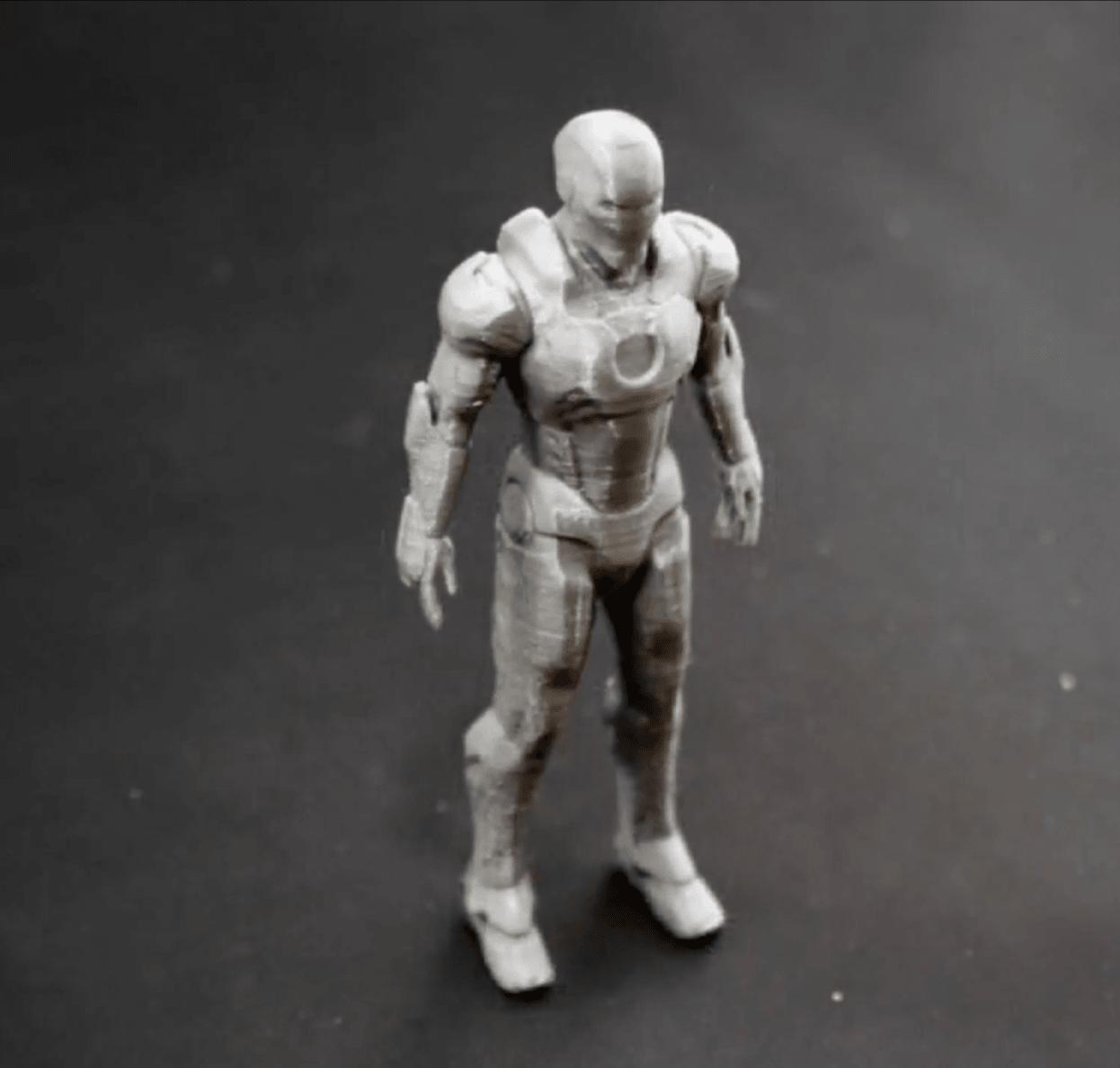 Capture d'écran 2018-04-10 à 17.21.28.png Download free STL file IRON MAN ( Mark 7 ) • 3D printable model, TheTNR
