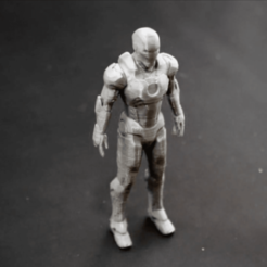 Download free STL file IRON MAN ( Mark 7 ) • 3D printable model, TheTNR