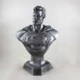 Download free 3D printer files Superman - Hero Bust, TheTNR