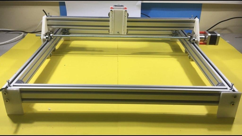 1c6c9e329662312b13ae9dec459f9ffc_display_large.jpg Télécharger fichier STL gratuit Rooter CNC simple • Plan pour imprimante 3D, TheTNR