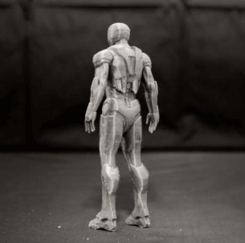 Capture d'écran 2018-04-10 à 17.22.12.png Download free STL file IRON MAN ( Mark 7 ) • 3D printable model, TheTNR