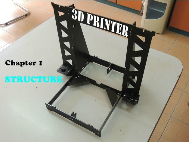 b090dcd97a14838378367ceab484c415_preview_featured.jpg Download free STL file A STORY OF BUILDING 3D PRINTER • 3D printable design, TheTNR