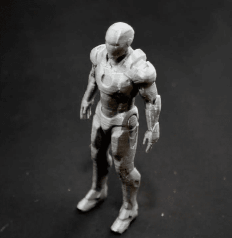 Capture d'écran 2018-04-10 à 17.21.40.png Download free STL file IRON MAN ( Mark 7 ) • 3D printable model, TheTNR