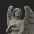 Imprimir en 3D gratis ÁNGEL DE LA MUERTE, TheTNR