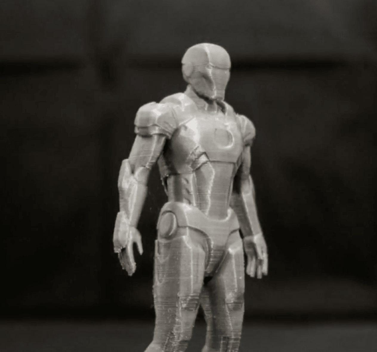 Capture d'écran 2018-04-10 à 17.21.46.png Download free STL file IRON MAN ( Mark 7 ) • 3D printable model, TheTNR