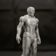 Free IRON MAN ( Mark 7 ) STL file, TheTNR