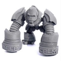 Download free 3D printing designs G - TRON, TheTNR