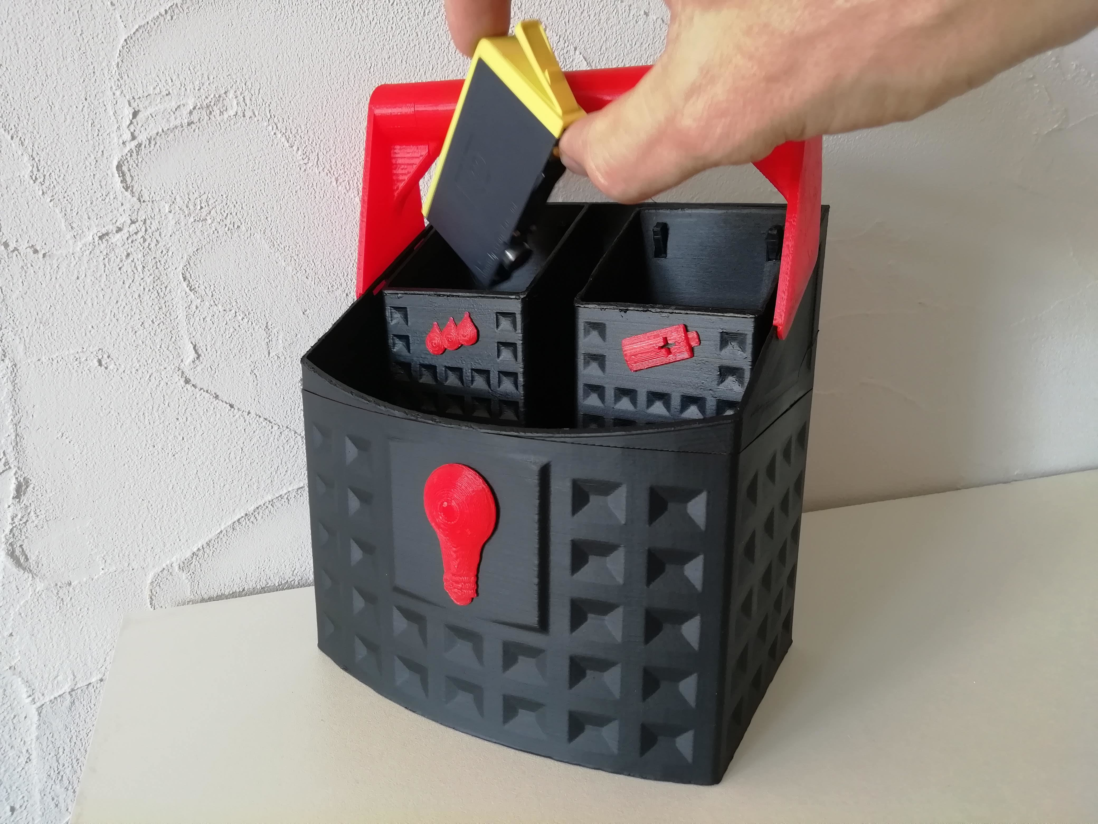 IMG_20190417_160650.jpg Télécharger fichier STL gratuit Panier recyclage • Objet imprimable en 3D, mrballeure
