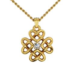 Celtic pendant_ (1).png Download STL file Celtic pendant • Template to 3D print, jagshh