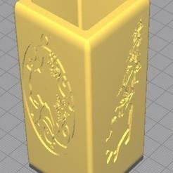 SharedScreenshot.jpg Download STL file photophore vessel • 3D printer design, ericmicek