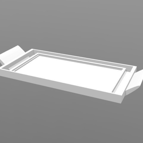 Free 3D print files Butter tray, ericmicek