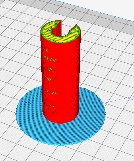 "calle axe 'Z'.png Download free STL file stop axis ""z' end stop • Object to 3D print, ericmicek"