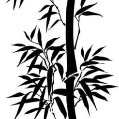 bamboo01.jpg Download STL file bamboo • Model to 3D print, ericmicek