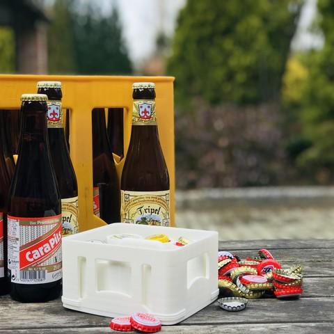 main.jpg Download free STL file beer cap organizer • 3D printable model, dennisprijs