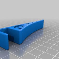 9131567003cc4507f41a678079952928.png Télécharger fichier STL gratuit Crochet de serrage de Noël - Klemmhaken • Design pour impression 3D, Knaudler