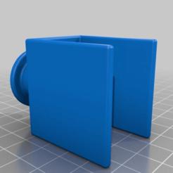 2cd158452215c5d3eb658d5e1a5a16ae.png Descargar archivo STL gratis Soporte de auriculares para el escritorio de la oficina (25mm) • Objeto imprimible en 3D, Knaudler