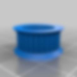 pulley_t-mxl-xl-htd-gt2_n-tooth_20180714-49-hjxtow.stl Télécharger fichier STL gratuit GT2 au ralenti - 14.1-10-30--0.2 • Plan à imprimer en 3D, Knaudler