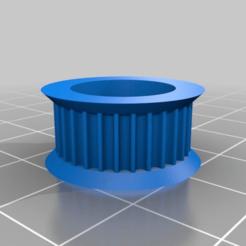 Télécharger fichier STL gratuit GT2 au ralenti - 14.1-10-30--0.2 • Plan à imprimer en 3D, Knaudler