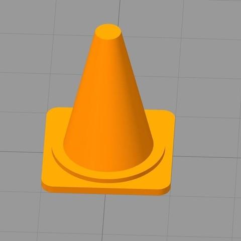 pylon.JPG Download free STL file Dr!ft Pylon - 1/43 • 3D printable model, Knaudler