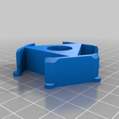 Télécharger fichier STL gratuit Adaptateur de moyeu de bobine de 15 mm • Design pour impression 3D, Knaudler