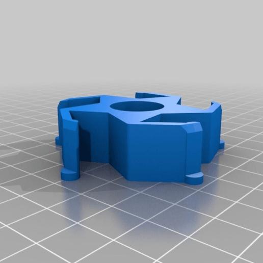f99a8c48a31bf33db855a247f1423b50.png Télécharger fichier STL gratuit Adaptateur de moyeu de bobine de 15 mm • Design pour impression 3D, Knaudler