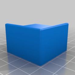 554df9a4fa8ce464be9f7fafa8d52e8c.png Download free STL file Cabinet Feet for Ikea Kallax • 3D print model, Knaudler