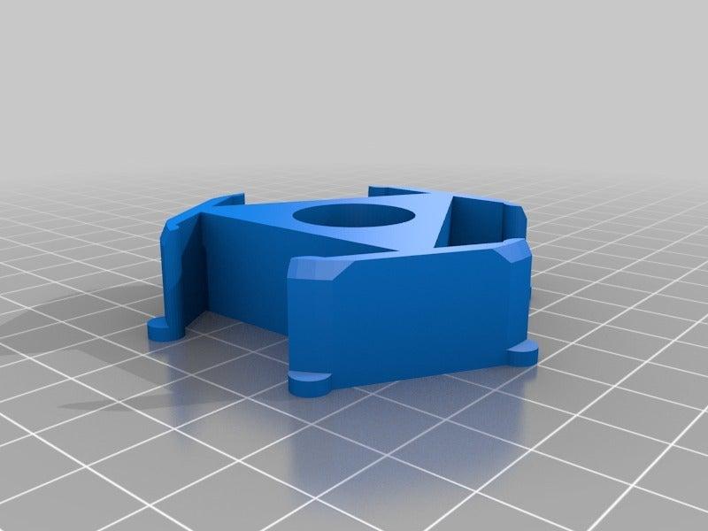 8e2f2d0139459aa14935128d4b52f7a4.png Télécharger fichier STL gratuit Adaptateur pour le centre de regroupement de Renkforce/Ikea • Plan imprimable en 3D, Knaudler