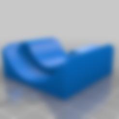 Télécharger fichier STL gratuit Frein de chaise de bureau - 50-50-22 -3 • Objet pour impression 3D, Knaudler