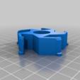 Télécharger fichier STL gratuit Adaptateur pour le centre de regroupement de Renkforce/Ikea • Plan imprimable en 3D, Knaudler