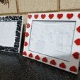 Free 3D model Hearts Frame For My Light Box, gaza07