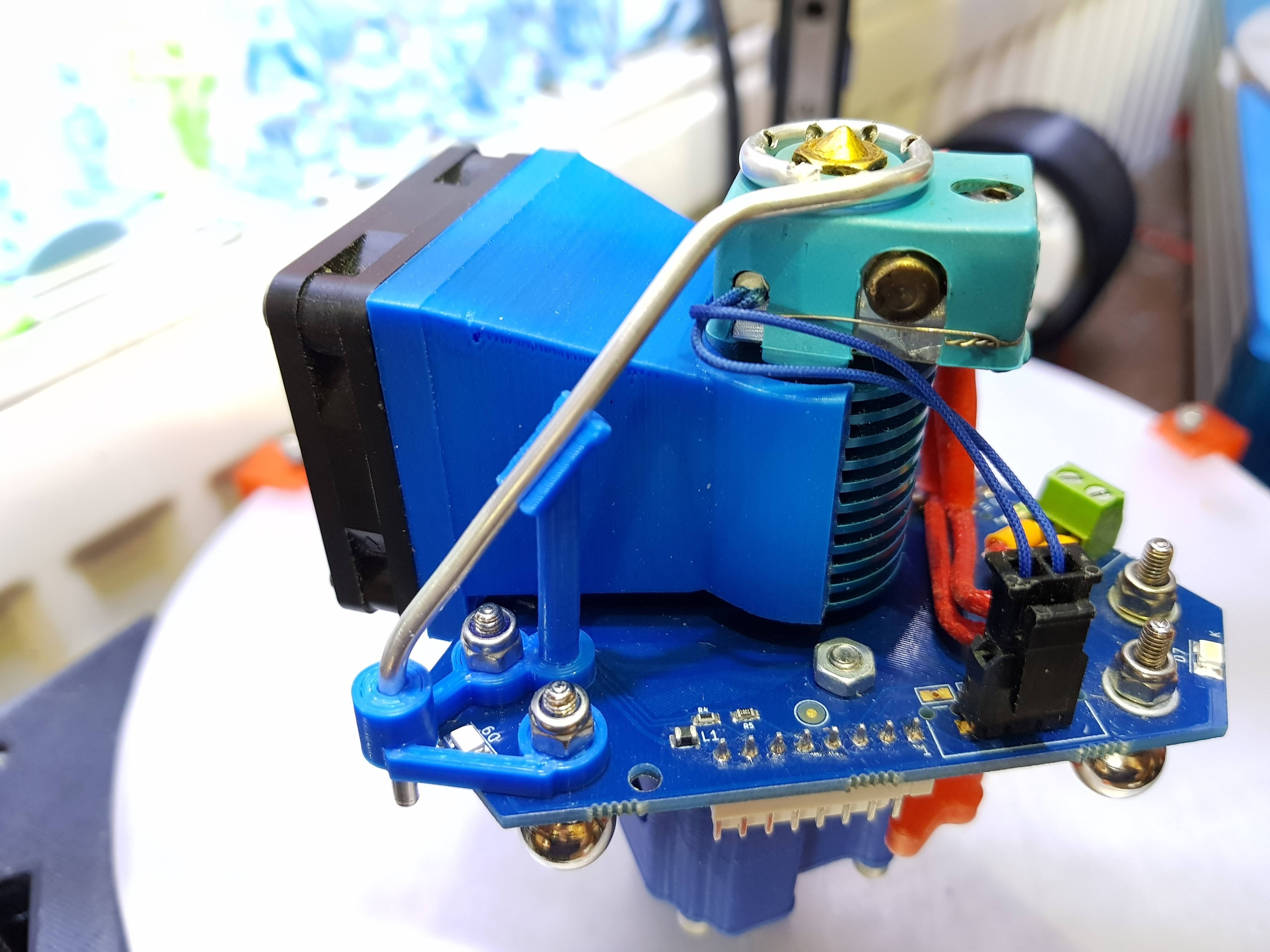 20180811_115127.jpg Download free STL file Berd Air Tube Supprt For Smart Effector • Object to 3D print, gaza07