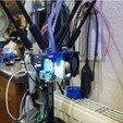 fan.jpg Download free STL file 40mm Fan Adaptor For Smart Effector • 3D printable object, gaza07